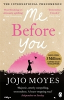 Me Before You - Jojo Moyes (Paperback) - Cover