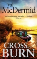 Cross and Burn - Val Mcdermid (Paperback) - Cover