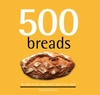 500 Breads - Carol Beckerman (Hardcover)