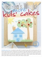 More Kids' Cakes - The Australian Women's Weekly (Paperback) - Cover
