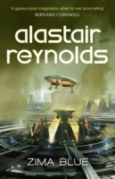 Zima Blue - Alastair Reynolds (Paperback) - Cover