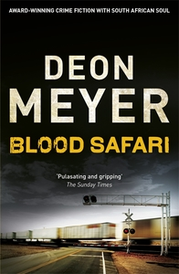 Blood Safari - Deon Meyer (Paperback)