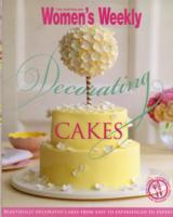 Decorating Cakes - The Australian Women's Weekly (Hardcover) - Cover