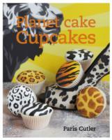 Planet Cake Cupcakes - Paris Cutler (Paperback) - Cover