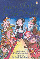 Snow White and the Seven Dwarfs - Lesley Sims (Hardcover) - Cover