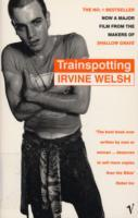 Trainspotting - Irvine Welsh (Paperback) - Cover