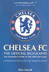 Chelsea FC: the Official Biography - Rick Glanvill (Paperback)
