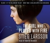 Girl Who Played with Fire - Stieg Larsson (CD-Audio)