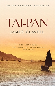 Tai-Pan - James Clavell (Paperback) - Cover