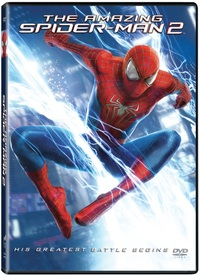 The Amazing Spider-Man 2 (DVD) - Cover
