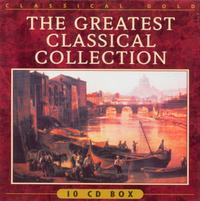 Classical Gold - The Greatest Classical Collection (CD) - Cover