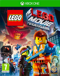 The LEGO Movie Videogame (Xbox One) - Cover