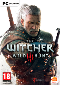 The Witcher 3: Wild Hunt (PC) - Cover