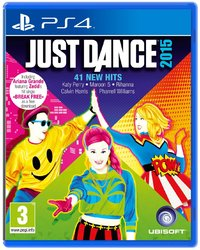 Just Dance 2015 (PS4) - Cover