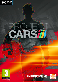 Project CARS (PC) - Cover
