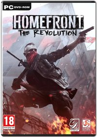 Homefront: The Revolution - First Edition (PC) - Cover