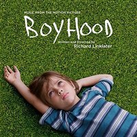 Various Artists - Boyhood (CD) - Cover