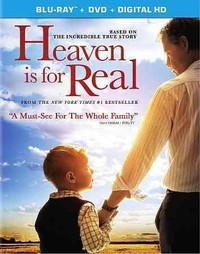 Heaven Is For Real (Region A Blu-ray) - Cover