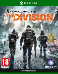 Tom Clancy's The Division (Xbox One) - Cover