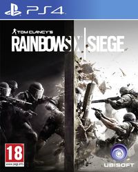 Tom Clancy's Rainbow Six: Siege (PS4) - Cover