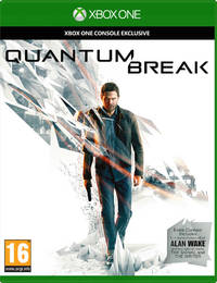 Quantum Break (Xbox One) - Cover