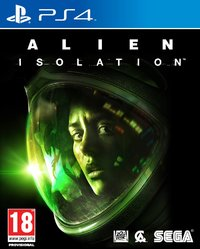 Alien: Isolation (PS4) - Cover