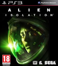 Alien: Isolation (PS3) - Cover
