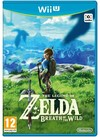 The Legend of Zelda: Breath of the Wild (Wii U) Cover