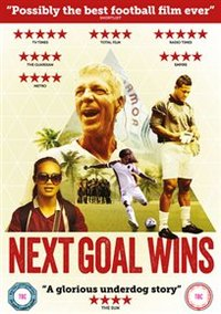 Next Goal Wins (DVD) - Cover