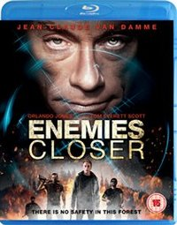 Enemies Closer (Blu-ray) - Cover