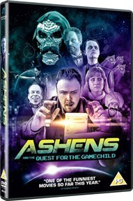 Ashens and the Quest For the Gamechild (DVD) - Cover