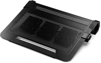 Cooler Master 19 Inch NotePal U3 Plus with Three 80mm Fans - Black - Cover