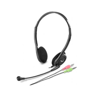 Genius HS-200C Lightweigth PC Stereo Headset - Cover