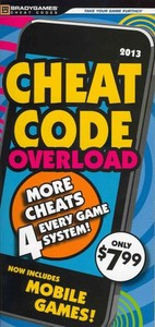 Cheat Code Overload 2013 - DK (Paperback) - Cover
