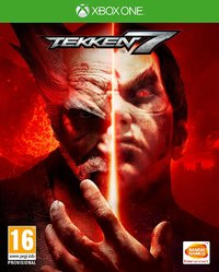 Tekken 7 (Xbox One) - Cover