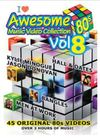 Various Artists - Awesome 80's Music Video Collection Vol .8 (DVD)