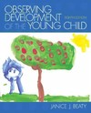 Observing Development of the Young Child - Janice J. Beaty (Paperback)