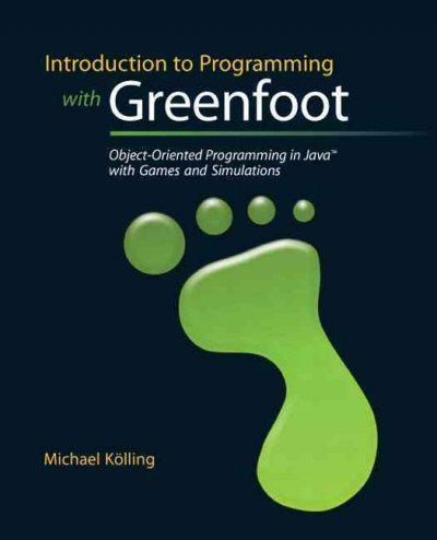 Introduction to Programming With Greenfoot - Michael Kolling (Paperback)