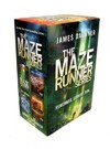 The Maze Runner Series Boxset - James Dashner (Paperback)