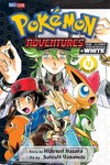 Pokemon Adventures: Black and White, Vol. 4 - Hidenori Kusaka (Paperback)