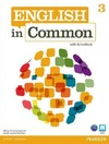 English In Common 3 With Activebook - Maria Victoria Saumell (Paperback)