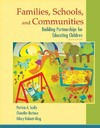 Families, Schools, and Communities - Patricia a. Scully (Paperback)