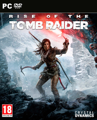 Rise of the Tomb Raider (PC) - Cover