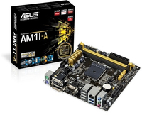 ASUS AM1I-A AM1 HDMI SATA 6Gb/s USB 3.0 Mini ITX AMD Motherboard - Cover