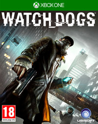 Watch Dogs (Xbox One) - Cover