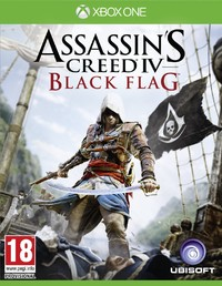 Assassin's Creed IV: Black Flag (Xbox One) - Cover