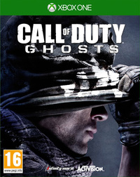 Call of Duty: Ghosts (Xbox One) - Cover