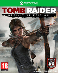Tomb Raider (Xbox One) - Cover