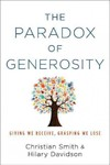 The Paradox of Generosity - Christian Smith (Hardcover)