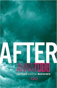After - Anna Todd (Paperback) - Cover